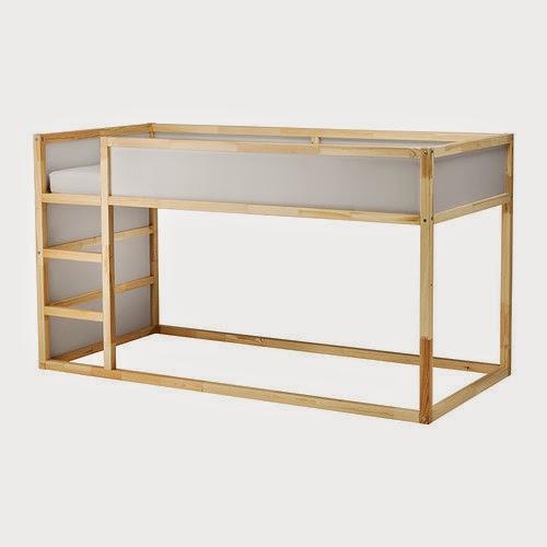 Modelo KURA. Colección Ikea