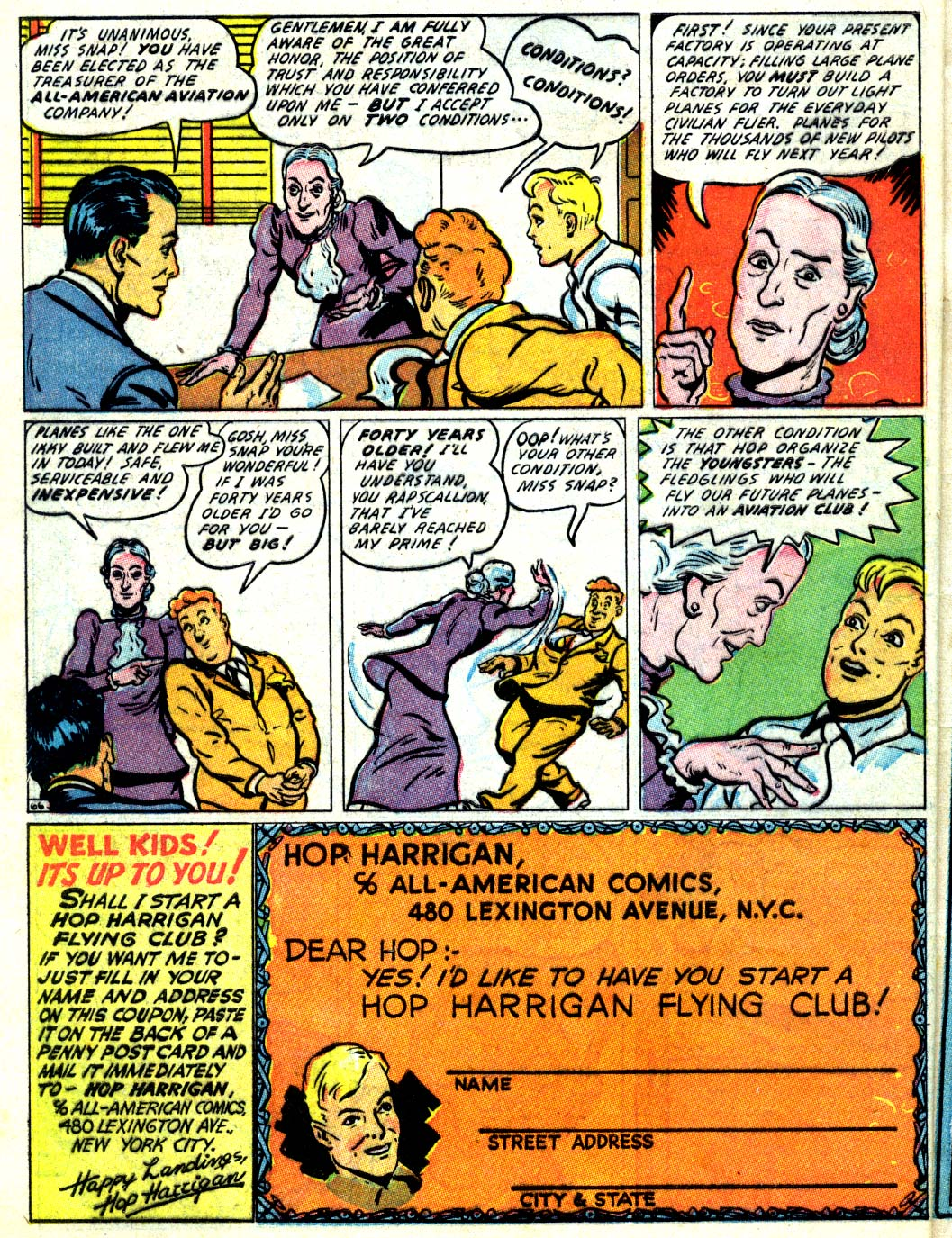 Read online All-American Comics (1939) comic -  Issue #15 - 20