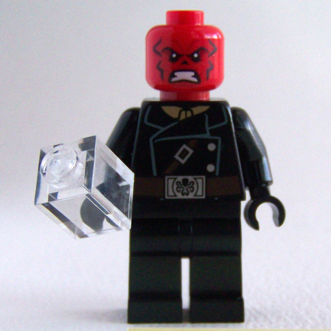 LEGO Red Skull minifigure