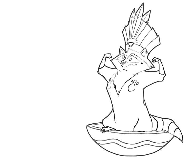 printable-meeko-apple_coloring-pages
