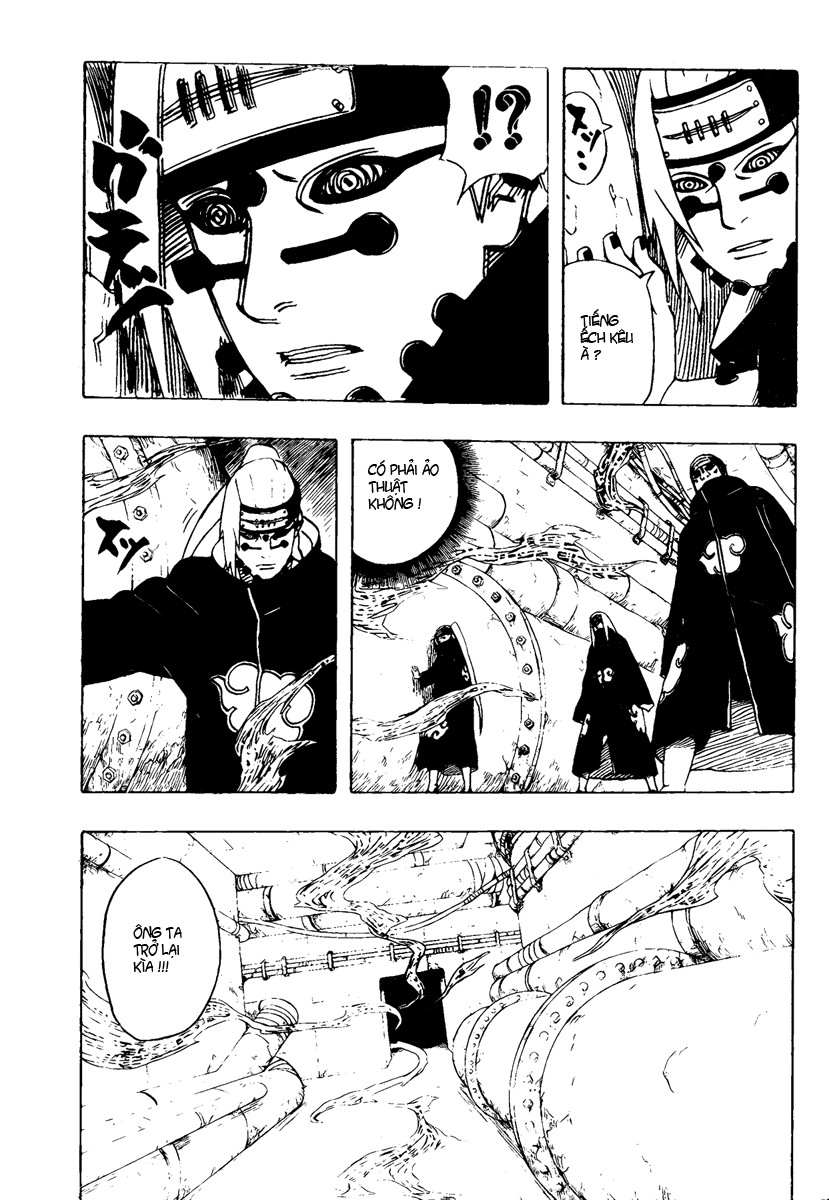 Naruto chap 378 Trang 11 - Mangak.info