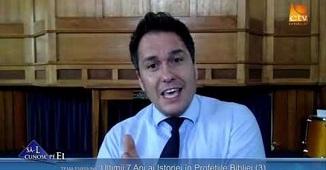 Florin Antonie 🔴 Ultimii 7 ani ai istoriei în profețiile Bibliei (3)