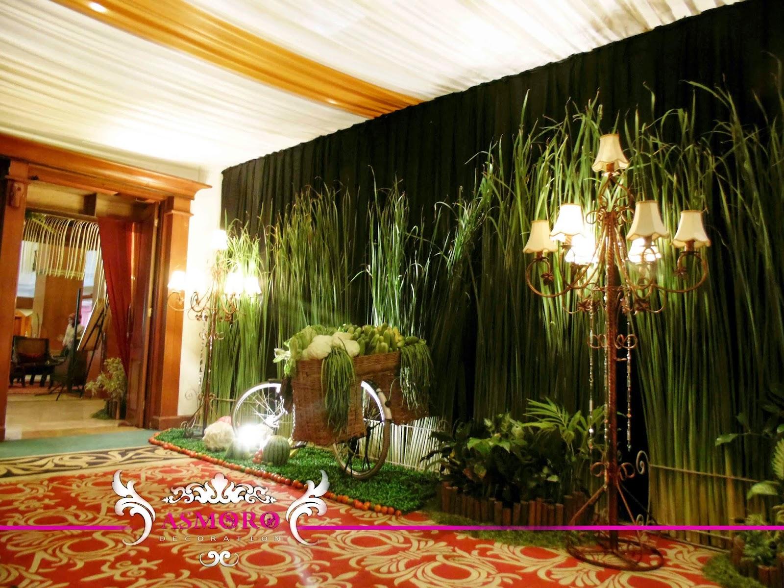 Dekorasi solo asmoro decoration dekorasi untuk mbak sari for Asmoro decoration