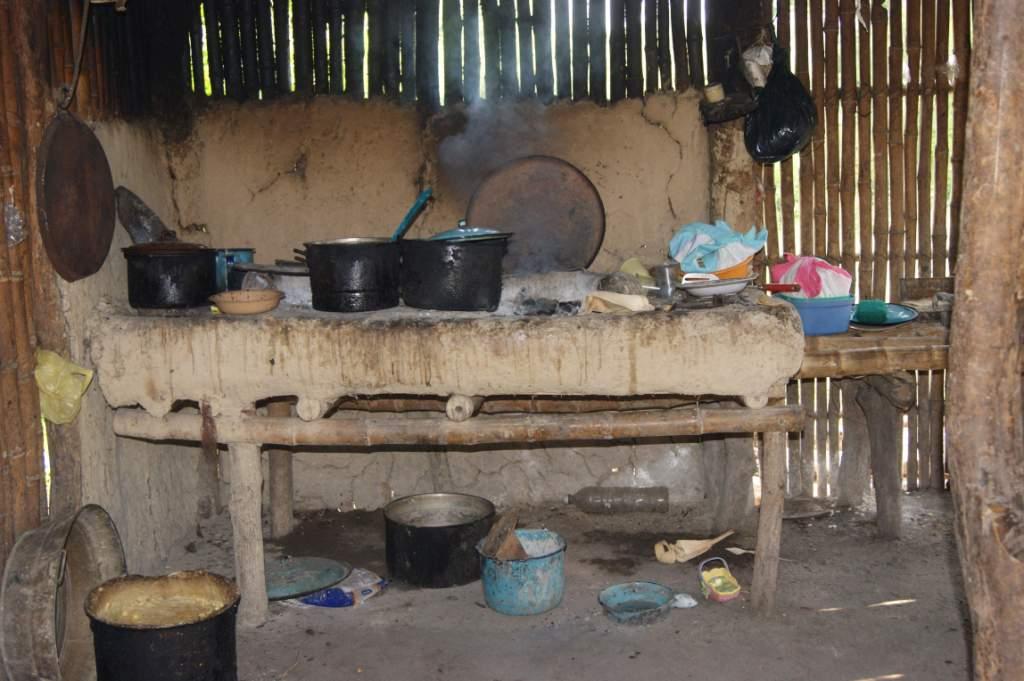 Tantoyuca en la noticia estufas ecol gicas para familias - Tipos de estufas de lena ...