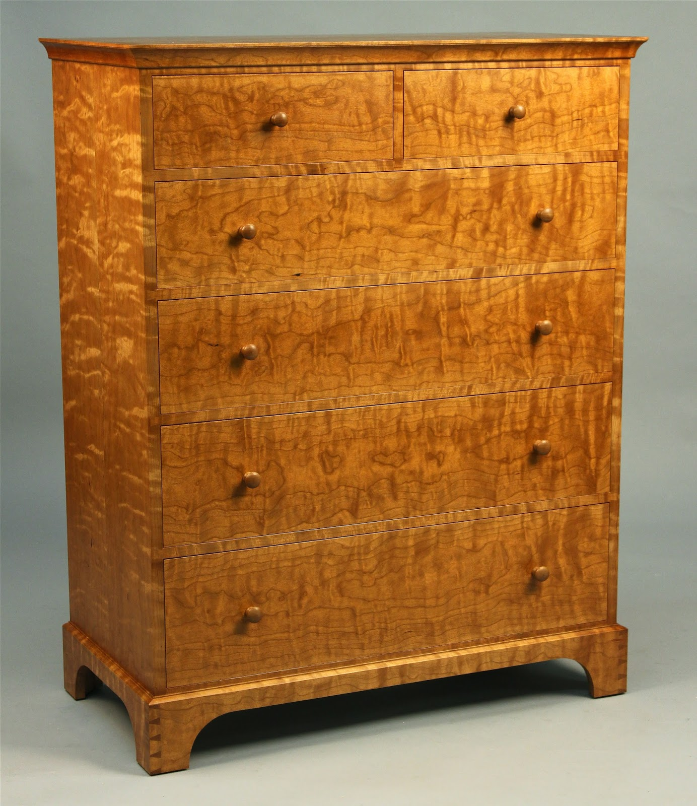 Cherry Chest of Drawers dresser