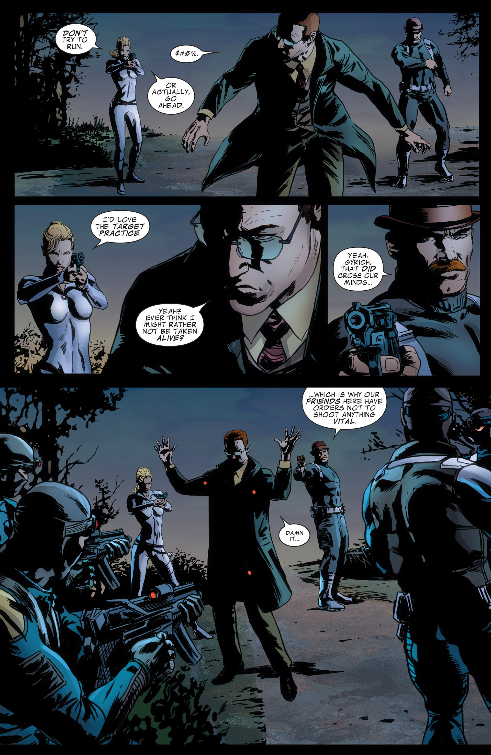 Captain America (2011) Issue #13 #13 - English 16