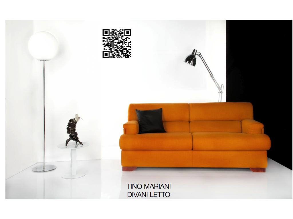 I nuovi divani letto moderni e classici sono on line for Divano letto nuovo