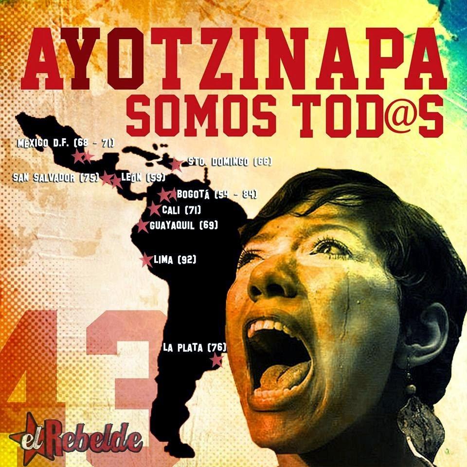 #YoSoyAyotzinapa