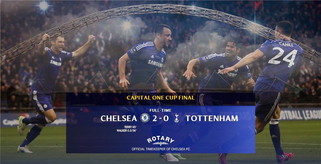 chelsea capital one cup