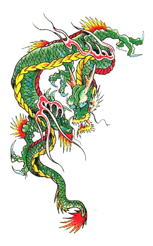 Find Your Self in the Chinese year of the Blue-Green Dragon