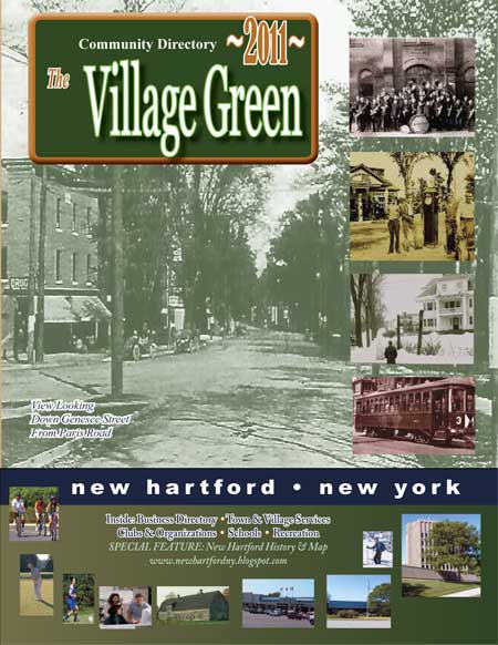 New Hartford, NY Chamber of Commerce: Save Your Spot In The 2011new hartford village