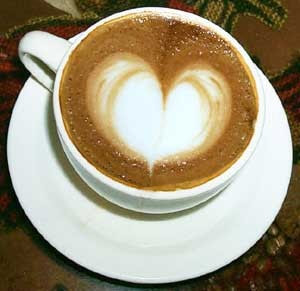 happy heart coffee 