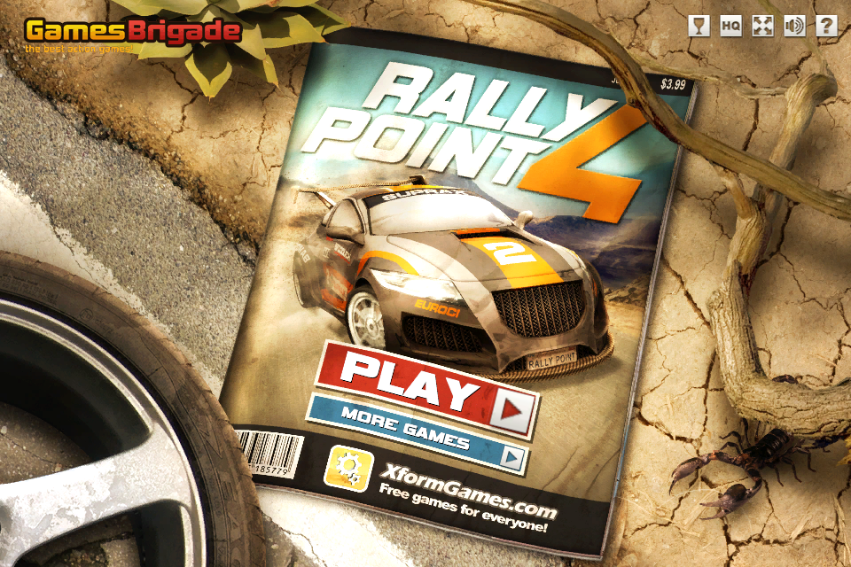 Rally Point 4 v1.0 Full Apk