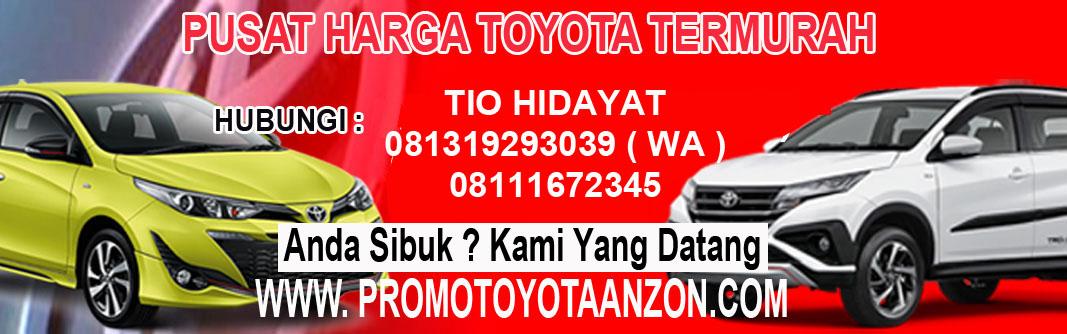 ANZON TOYOTA TAMBUN - PROMO TOYOTA