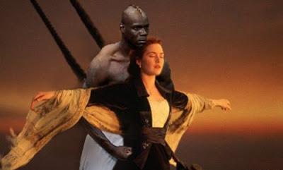 Balotelli Titanic