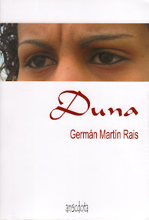 DUNA: la novela del Sáhara de Germán Martín Rais