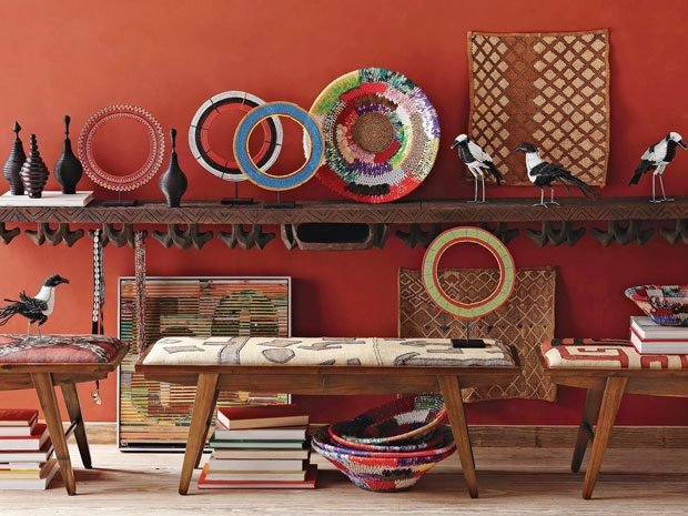 Claire murray designs african inspired interiors by guest for Amenagement interieur deco