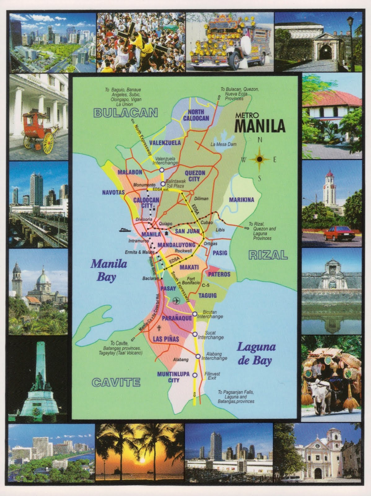 Postcard anthology maps philippines canada bahrain portugal maps philippines canada bahrain portugal gumiabroncs Image collections