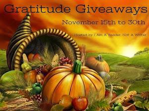 Gratitude Giveaway!