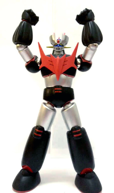 Evolution Toy Dynamite Action Z Mazinger Figure