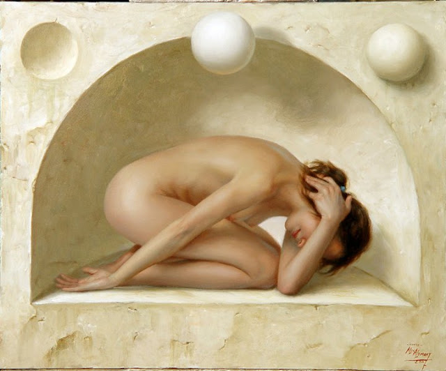 D.W.C. Hyperrealist - Artist Alex Alemany