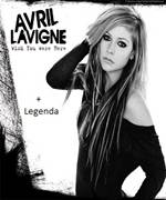 Download Video Clip Avril Lavigne Wish You Were Here HDTV x264 + Legenda