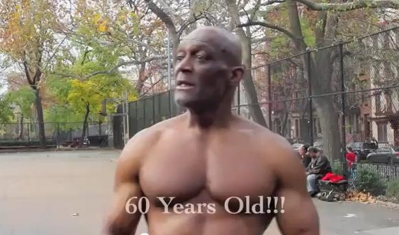 cuerpo perfecto viejo joven