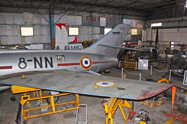 EALC Corbas musée de l'aviation