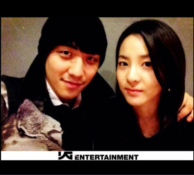 Seungri Big Bang & Dara 2NE1