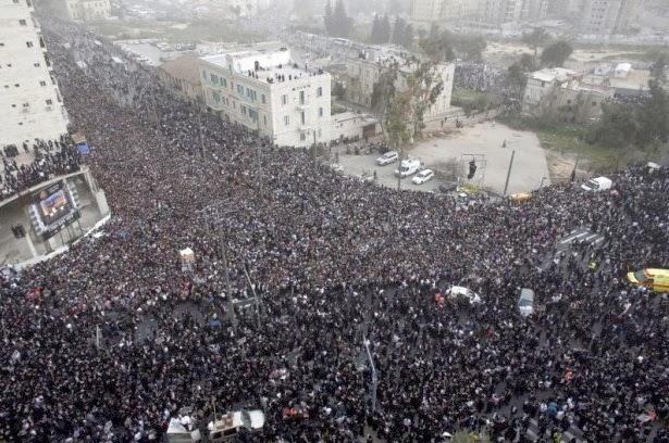 israel   les hasidim menacent d u2019exode si isra u00ebl oblige  u00e0 la conscription militaire