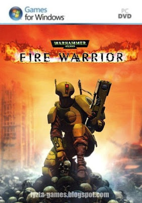 Warhammer 40,000: Fire Warrior PC Cover