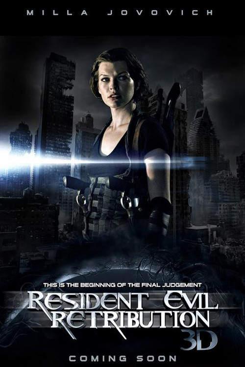 惡靈古堡5:天譴日Resident Evil 5電影情報