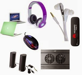 Extra 30% Cashback on Computer Accessories (Speakers, Data Cards, Headphones, Cooling Pads, Backpacks) @ Paytm