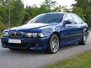 BMW E39 M5 bmw