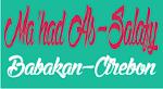 AS-SALAFY BABAKAN