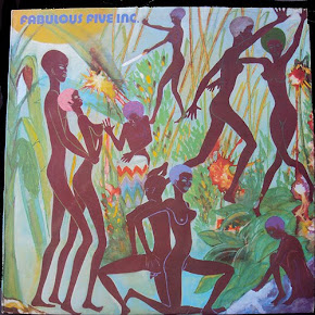 FABULOUS FIVE LP