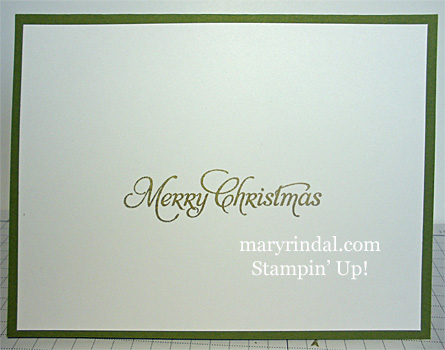 Scrap And Stamp With Mary Mojo Monday Christmas Cards With Christmas Star
