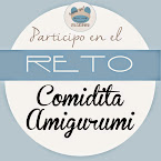 RETO COMIDITA AMIGURUMI