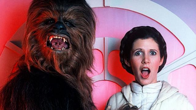 Infografía: Curiosidades sobre Star Wars que todo fan deberia saber