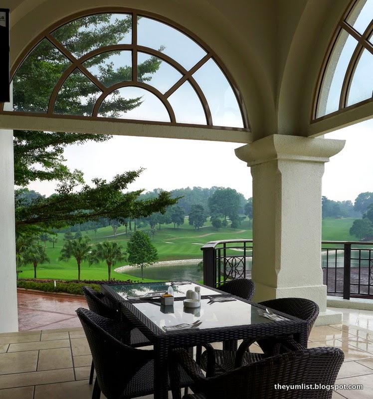 Golfers' Terrace, KLGCC, Kuala Lumpur Golf and Country Club