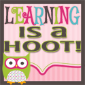 Learning is a Hoot!