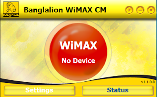Banglalion Modem/Device Unknown OS Problem Solved!