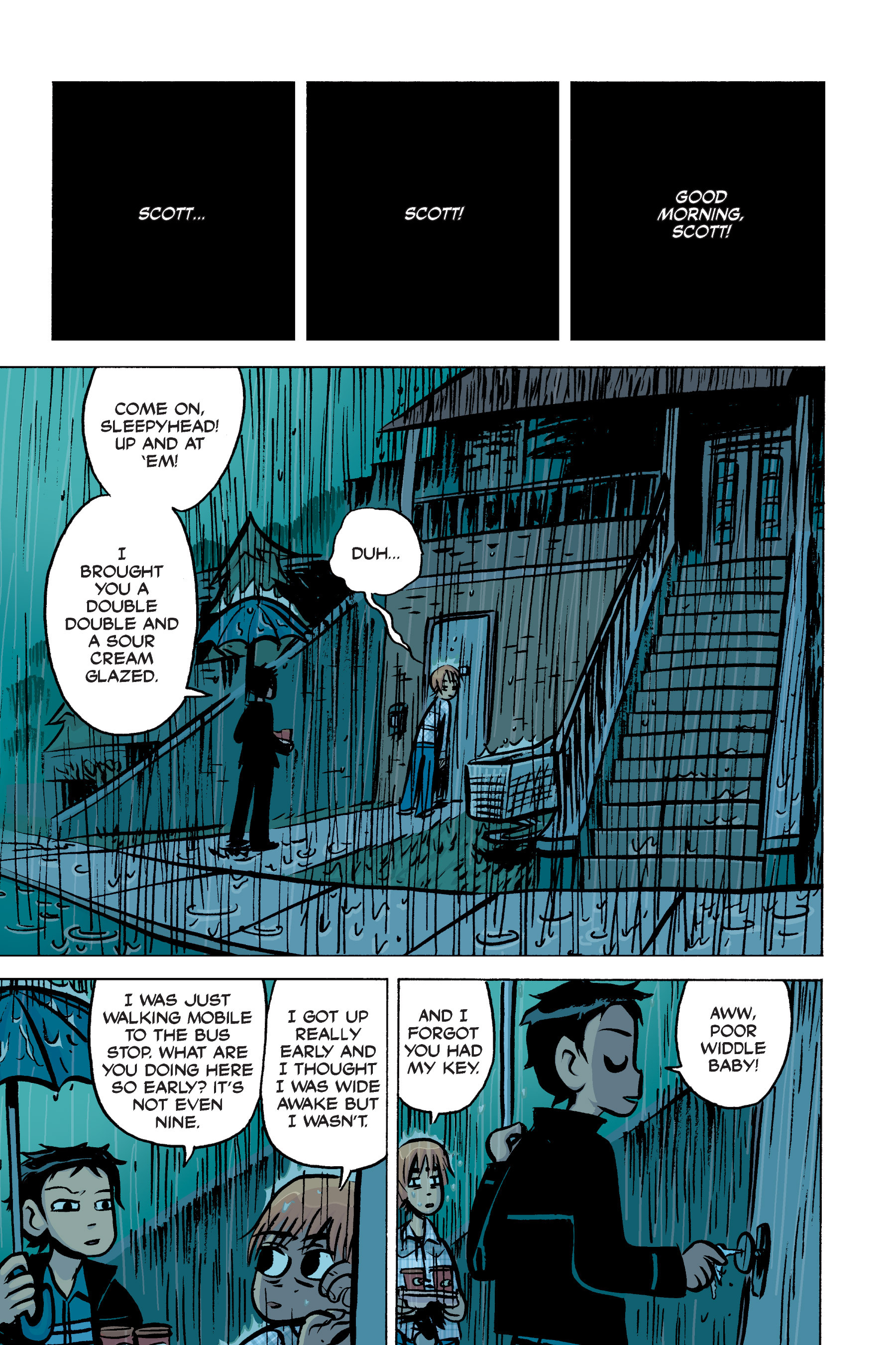 Read online Scott Pilgrim comic -  Issue #3 - 53