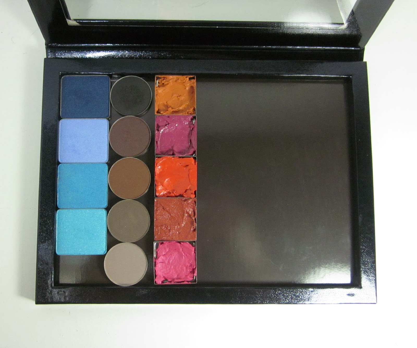 zpalette extra large magnetic palette review