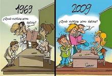 40 años de educación