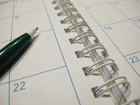 Pen and planner