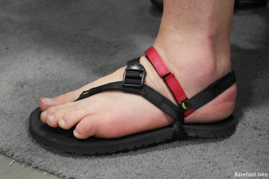 Luna Sandals Tech Strap