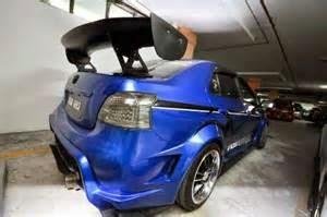 gambar modifikasi mobil toyota vios