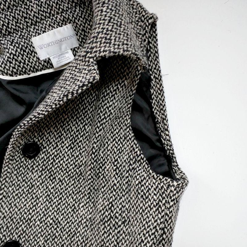 diy trendy sleeveless coat vest sewing tutorial