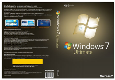 windows 7 os  with serial key full version
